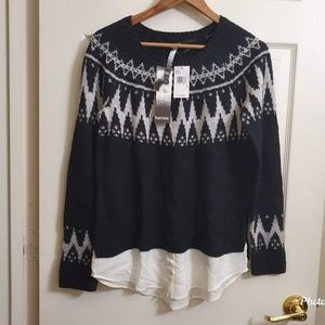NWT Kensie Sweater Size M
